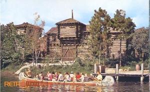 Fort Sam Clemens Postcard