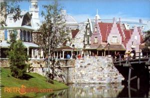 Liberty Square Postcard