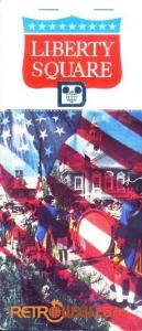 Liberty Square Postcard Cover