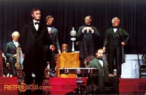 Hall of Presidents Postcard