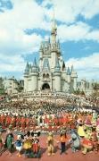 Life Magazine photographer took this on the opening of Walt Disney World