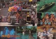 Composite Magic Kingdom Postcard