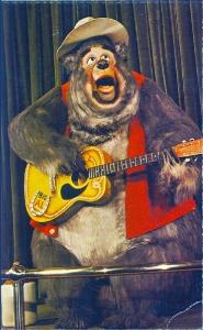 Big Al Postcard