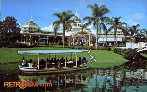 Crystal Palace Postcard