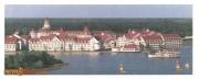 1988 Grand Floridian Postcard