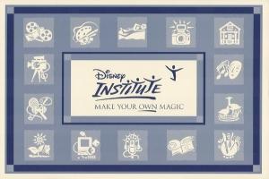 Disney Institute Postcard