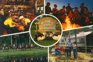 Fort Wilderness Postcard