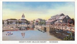Port Orleans Postcard