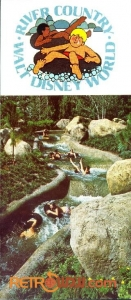 River Country Postcard Book Cover