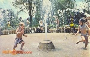 Indian Springs Postcard