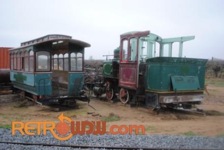 FWRR Engine #1