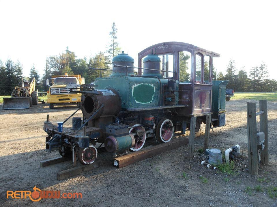 FWRR Engine #1 in 2013