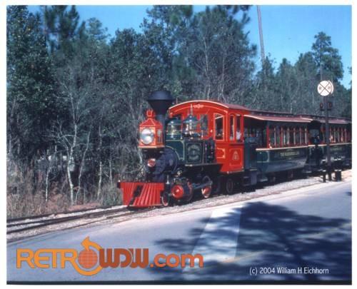 Fort Wilderness Railroad