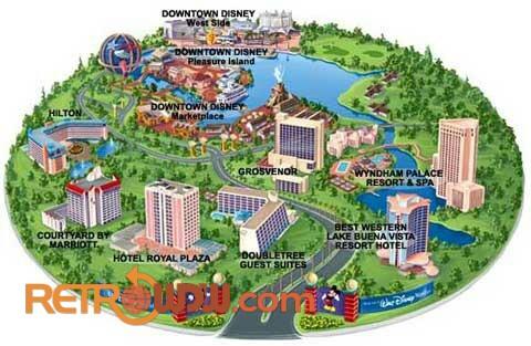 Hotel Plaza Boulevard Map
