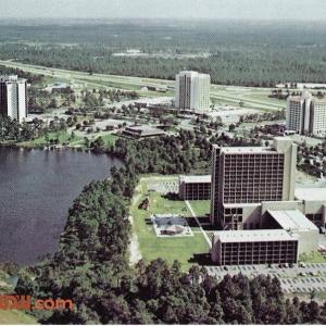 Hotel Plaza Boulevard Aerial