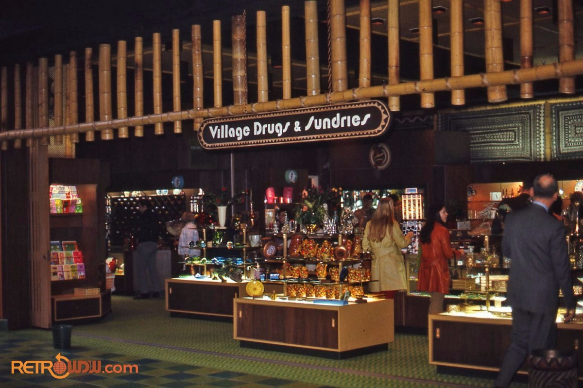 Village Drug and Sundries Shop