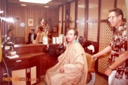 Getting a Haircut at the Alii Nui Barber Shop