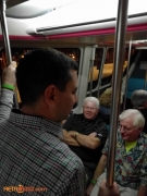 Tom Nabbe telling us monorail stories