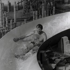 Whoop-'N-Holler Hollow Slide-June 1976