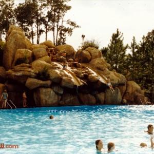Upstream Plunge - 1980