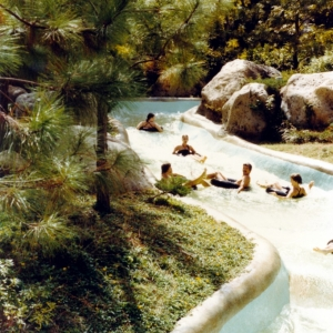 White Water Rapids -1980