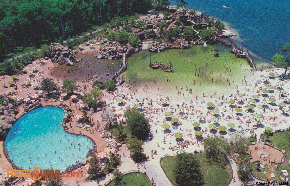 "River Country - All 3 ""Swimmin' Holes"""