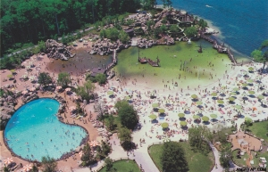 """River Country - All 3 """"Swimmin' Holes"""""""