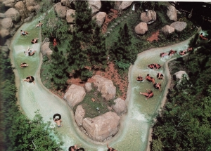River Country - White Water Rapids