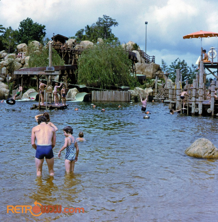 River Country - Main pool