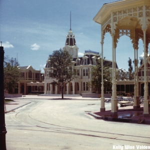 Town Square Construction