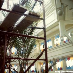 Crystal Palace Construction