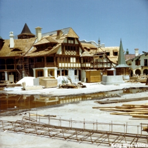 Fantasyland Construction