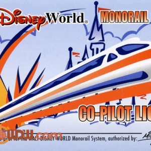 Monorail Co-Pilot
