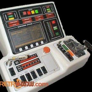 Old Mark VI Controls