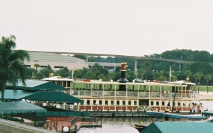 Ferry Boat at MK Dock