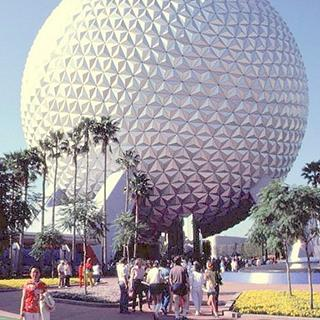 Vintage and rare photos of EPCOT Center in Walt Disney World. See what the Epcot looked like in the 1980s!