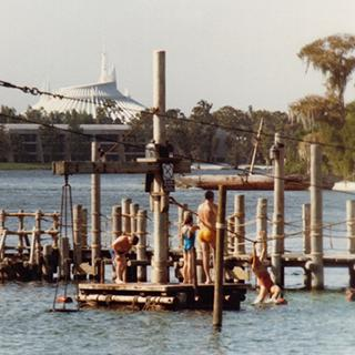 Photos of Walt Disney World's water parks.