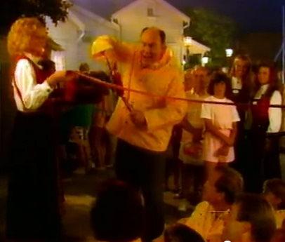 Willard Scott Previews Maelstrom – 1988