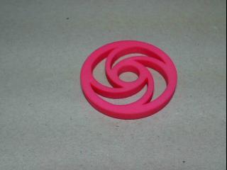 JII Logo 3D Print Test