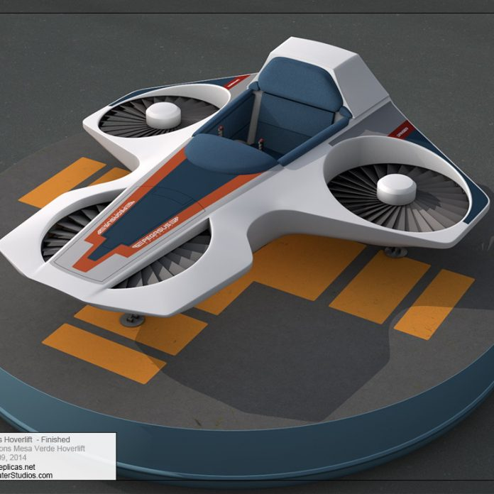 Horizons Pegasus Hoverlift a.k.a. Mesa Verde Hovercraft
