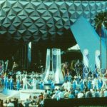 EPCOT Center Opening Ceremony