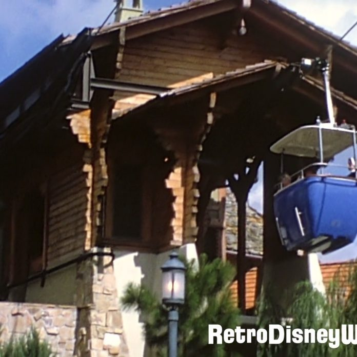 1972 Super8 WDW Home Movie restored in HD – Final Film Released!