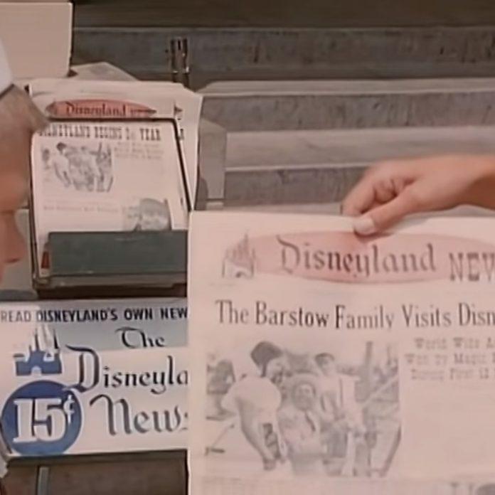 Disneyland Dream – 1956 – Restored