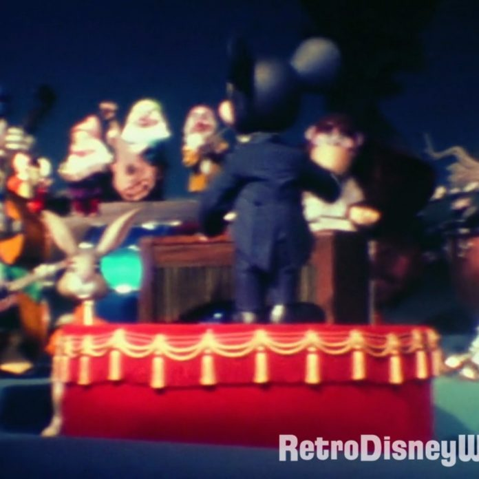 1974 Magic Kingdom Super8 with Sound – Mickey Mouse Review and more!