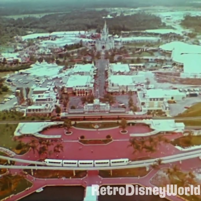 """The Magic Kingdom at WDW"" – 1974 – HD Restored"