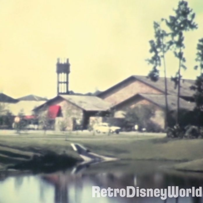 You voted for it: 1975 Lake Buena Vista Restored Home Film!