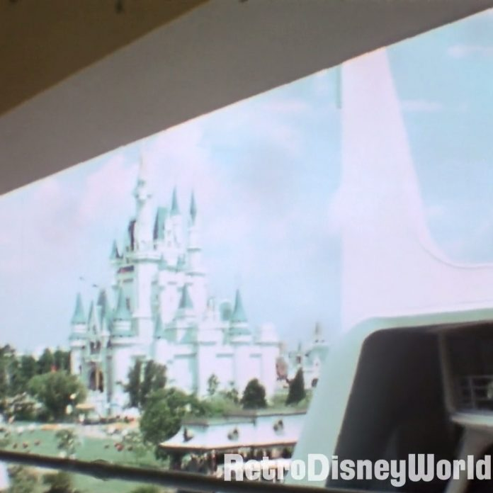 1976 Magic Kingdom Swan Boats and More – Restored Film