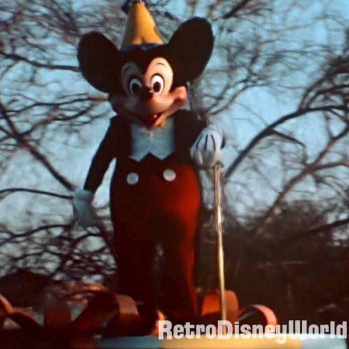 1978 Magic Kingdom & Mickey's 50th Birthday Parade – Restored Film
