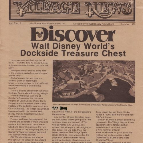 Walt Disney World Village