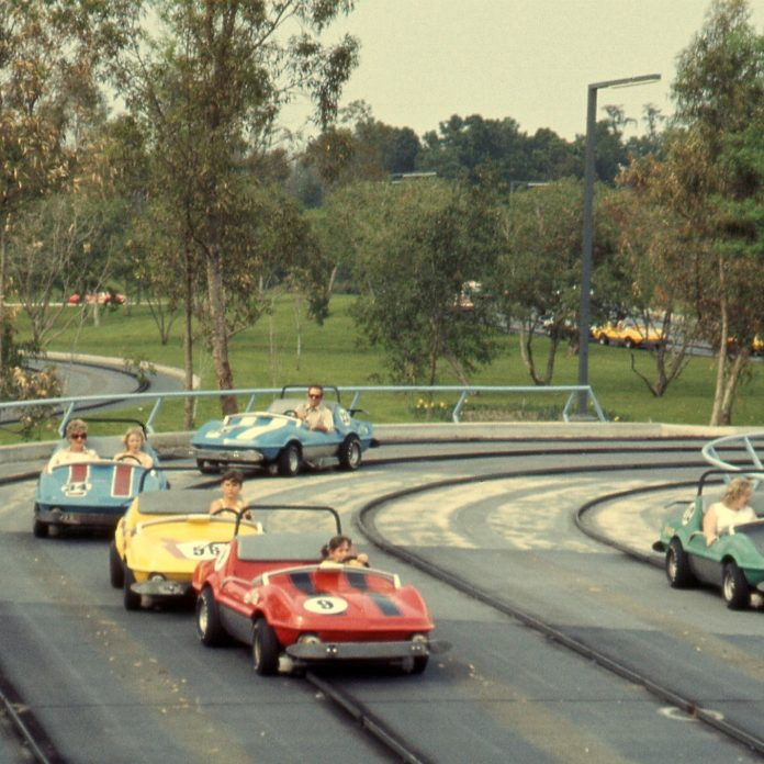 Watch the Speedway Shrink Over the Past 40 Years